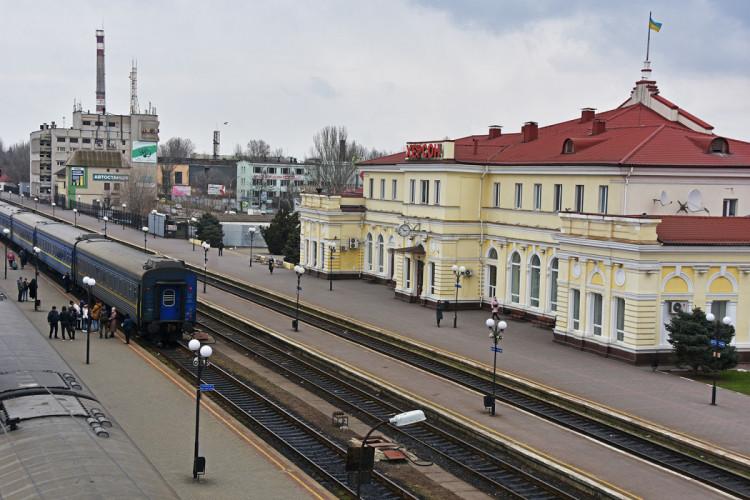 Херсонський вокзал