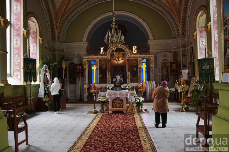 Херсон храм Святой Александры