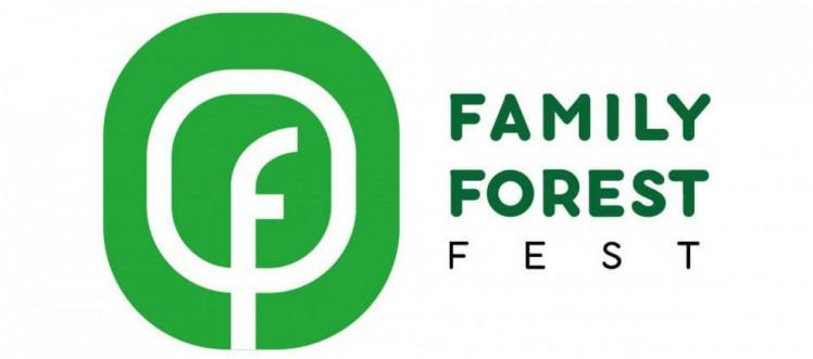 Лесной фестиваль Family Forest Fest