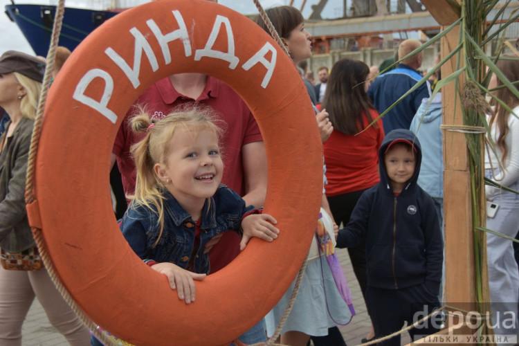 Фестиваль морських традицій Ринда