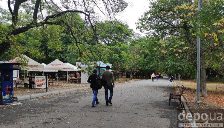 Херсон. Шевченківський парк